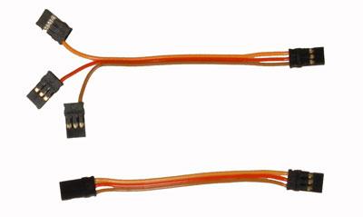Kabelbaum Set für Mini VStabi, 120mm