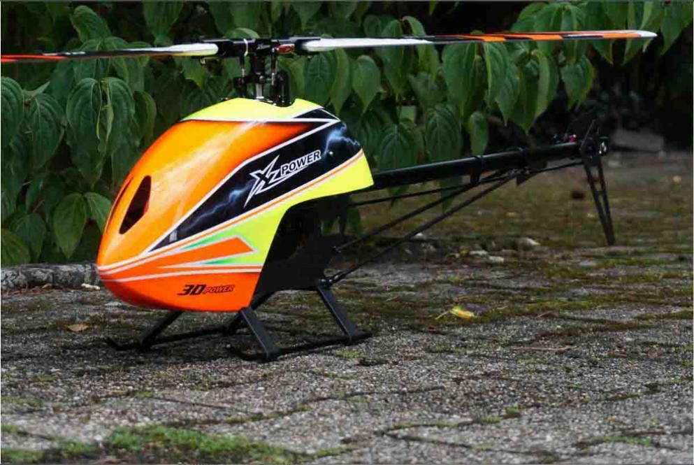 XLPower 520 RC Helicopter Kit
