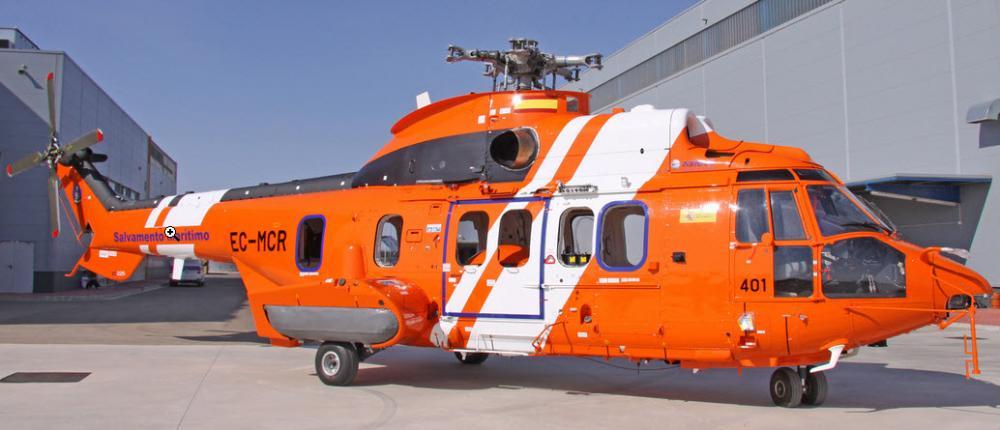 EC-225 Super Puma Salvamento