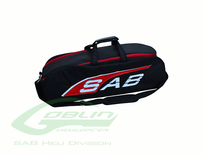 HM056 - SAB GOBLIN 380 CARRY BAG - RED