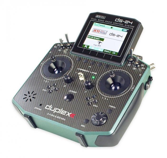 Jeti DS-24 Multimode Dark Green
