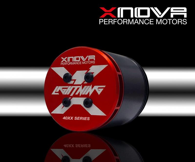 XNova Lightning 4020-1350KV ShaftA