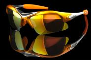 Sport Sonnenbrille Cyclone Orange