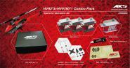 MKS Servo HV93/HV9780 combo