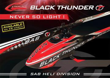 SAB Black Thunder