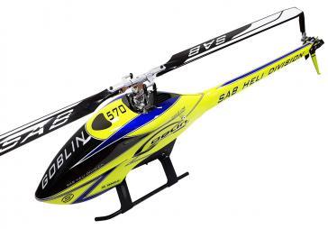 SAB Goblin 570 Sport gelb/blau