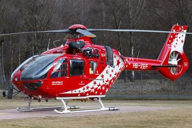 EC-135 T3 Air Zermatt