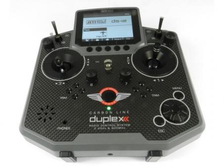 Jeti DS-12 Spezial edition grau