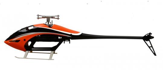 MSH Protos 700X Evo Kit - rot