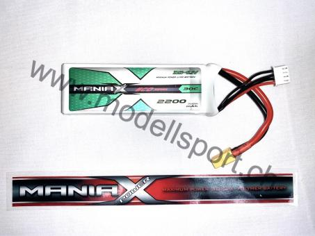 ManiaX 3S 2200mAh 30C