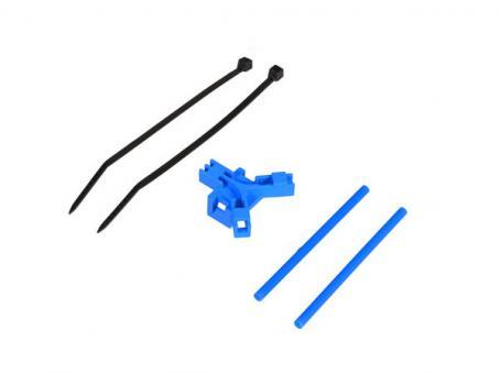 Antennenhalter flach - blau
