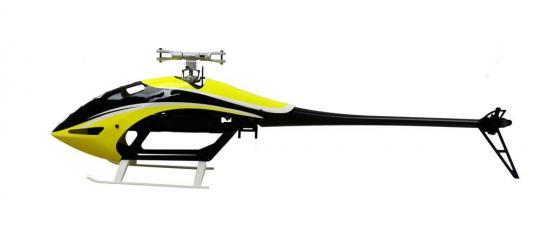 MSH Protos 700X Evo Kit - gelb