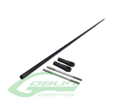 SAB Carbon Fiber Tail Push Rod - Goblin 700 Competition