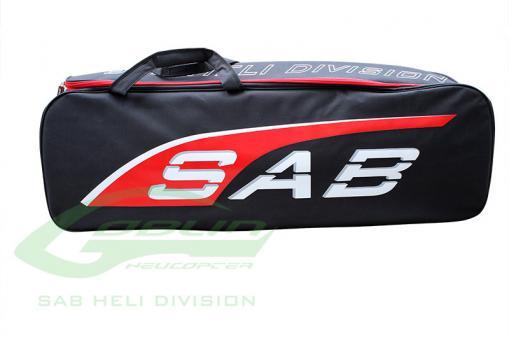 SAB Goblin 500/570 Carry Bag Red/Black