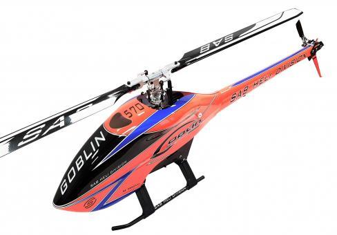 SAB Goblin 570 Sport orange/blau