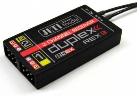Jeti Duplex REX 3 Empfänger