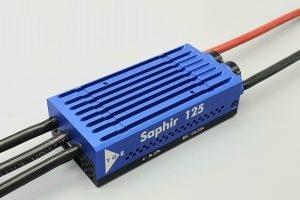 YGE Saphir 125