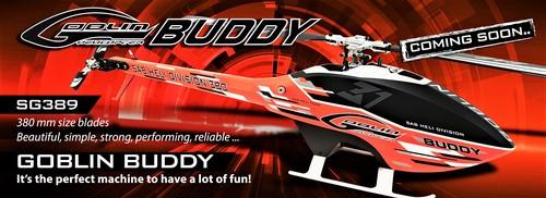 Goblin 380 Buddy